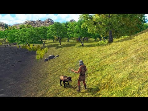 Dawn of Man - Part 5 - CAPTURING A BABY GOAT