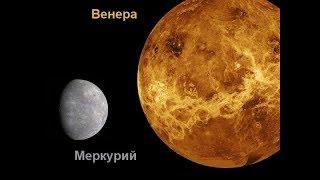 Полет на Венеру и Меркурий документальный фильм про космос