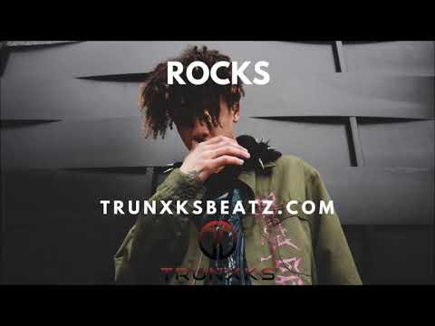 Rocks (Iann Dior | Juice Wrld Dark Guitar Type Beat) Prod. by Trunxks