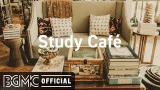 Study Cafe: Smooth Jazz Cafe and Sweet Bossa Nova Music for Good Mood