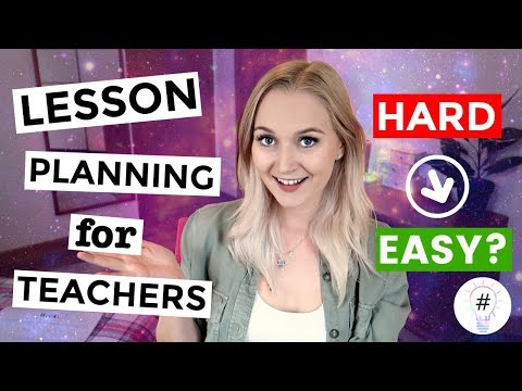 LESSON PLANNING | Tips, Tricks & Advice For Primary School Teachers