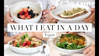 What I Eat in a Day #35 (Vegan/Plant-based) | JessBeautician