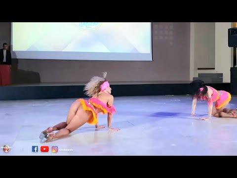 """LE DIAMONDS - show """"Eque Baroni"""" di Serena Renda @ TimbaTumba winter Festival 2019"""