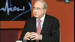 دولة الاستاذ طاهر المصري ضيف نبض البلد - رؤيا | Roya
