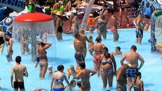 Аквапарк Амфибиус Сочи Адлер Черное море  Отдых на море с детьми