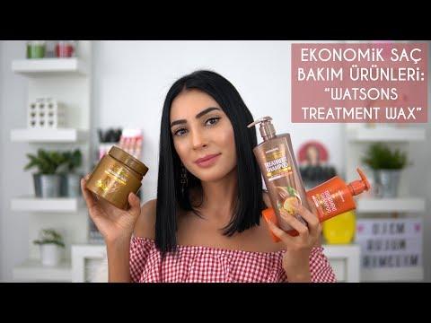 Ekonomik Saç Bakım Ürünleri Serisi : Watsons Treatment Wax  💇
