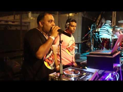 NMS Live at Scruples BlockO Mania - Miami Carnival 2015