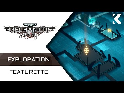 Warhammer 40,000: Mechanicus | Exploration thumbnail