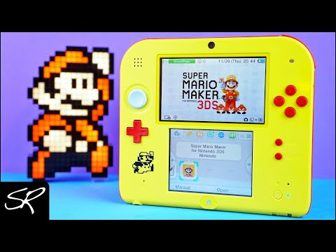 5 Reasons the Nintendo 2DS is the BEST Budget Gaming Gift This Holiday   Raymond Strazdas
