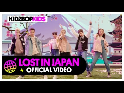 KIDZ BOP Kids - Lost In Japan (Official Music Video) [KIDZ BOP 39] - KIDZ BOP