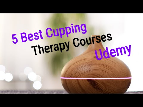 5 Best Cupping Therapy Courses Udemy - YouTube