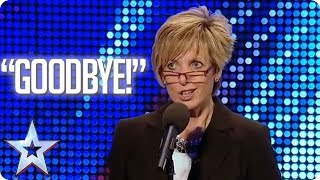 """This is not going to be good."" IMPRESSIONIST PROVES SIMON WRONG! 