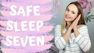 HOW TO BED SHARE WITH BABY SAFELY   SAFE SLEEP 7   CO-SLEEPING WITH BREASTFED NEWBORN   PREVENT SIDS