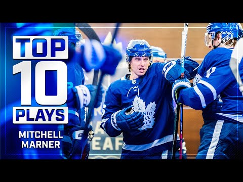 Top 10 Mitchell Marner Plays from 2019-20 | NHL