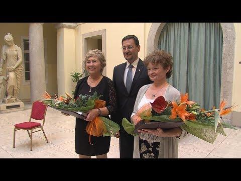 Budavári Virág Benedek Díj 2017 - video preview image