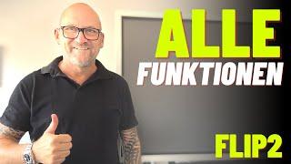 ✅ Samsung Flip 2 alle Funktionen 2021 - ist das die Zukunft? ⚠️ NEUER Kurs bei Udemy