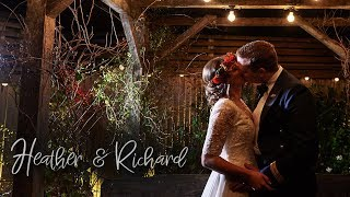 Let's get married. Heather and Richard Wedding Film at Owen House Wedding Barn