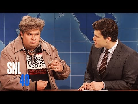 Weekend Update: Drunk Uncle on Halloween - SNL