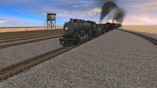 Trainz: A New Era - All of my Steam Locomotives, Vol  1