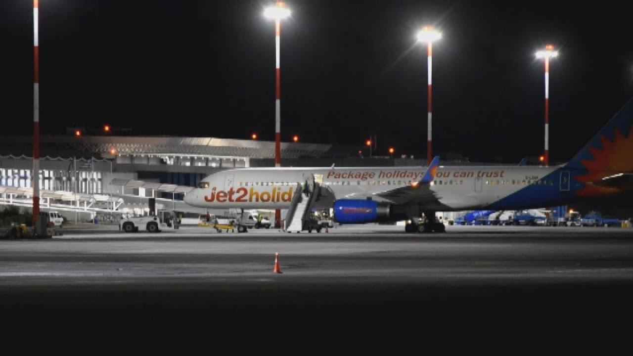 Αναγκαστική προσγείωση αεροσκάφους στο αεροδρόμιο της Κέρκυρας