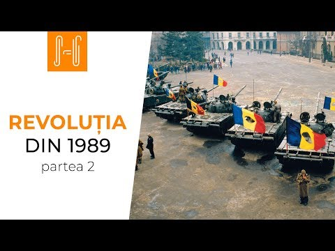 Revolutia din decembrie 1989 (II)
