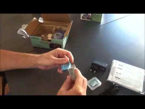 Unboxing Fujifilm FinePix JX370