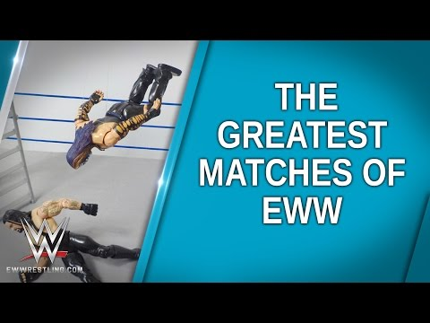 The Greatest Matches of EWW: WWE EWWrestling Collections on WWE EWWrestling