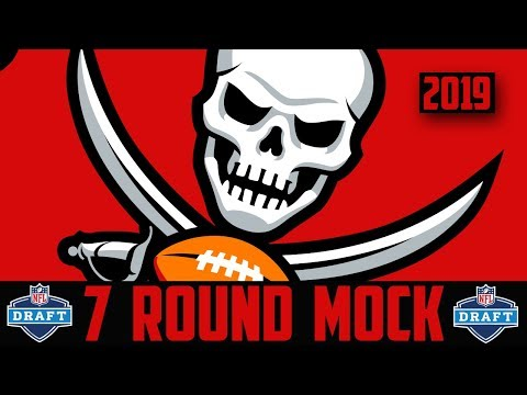 Tampa Bay Buccaneers 7 Round NFL Mock Draft 2019 (7 Round NFL Mock Draft 2019) Bucs Mock Draft 2019