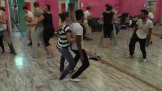 Yoandy Villaurrutia - Salsa Advanced 05.11.13
