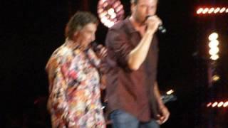 Blake Shelton & Oak Ridge Boys - 'Doing It to Country Songs'  CMA Fest 6/11/16  Nashville