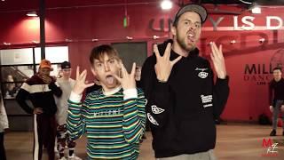 Wow - Post Malone * CRAZY DANCE VIDEO