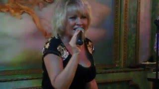 Ирина Грибулина в ресторане Сказка Востока 1001 ночь
