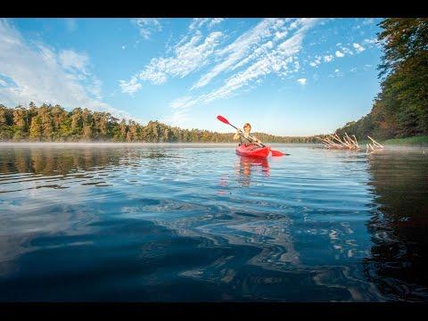 Kanufahren im Naturpark Uckermärkische Seen