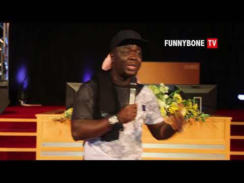 SEYILAW SHARES HIS STORIES AT FUNNYBONE UNTAMED LONDON