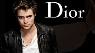 Сумерки-Twilight, Robert Pattinson NEW Face of Dior