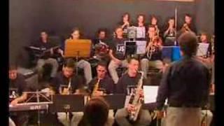 The Pink Panther Theme - Junior Stars (Szekszárd)