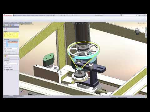 SolidWorks Tipp - Riemen - und Kettentriebe einfach erstellt