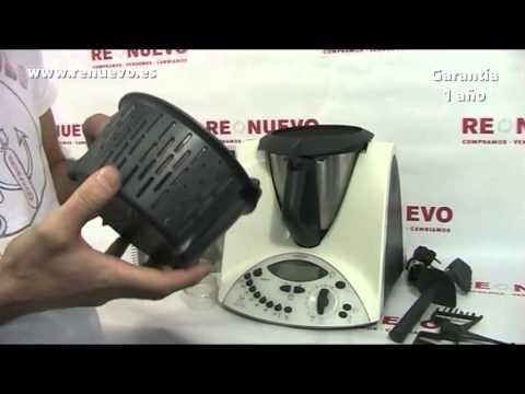 Los accesorios de la Thermomix de segunda mano El Cesto