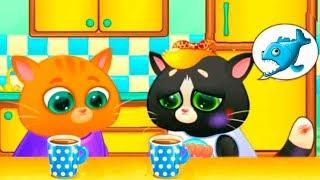КОТЕНОК БУБУ | неожиданный гость котика | Игра про котят для детей