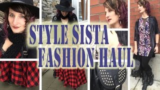 Fashion Haul Winter 2015 Grunge, Hipster, Tomboy Chic & Sequins