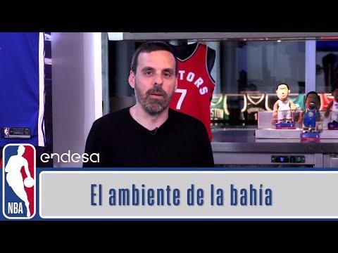 LA 'CALDERA' DE LOS WARRIORS