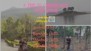 preview picture of video 'Garhpanchkot trip & sightseeing at Maithon Dam, March, 2016'