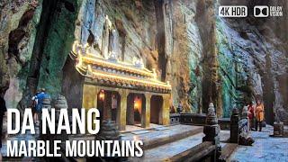 The Marble Mountains, Da Nang