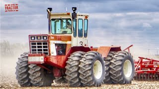 INTERNATIONAL HARVESTER Tractor History