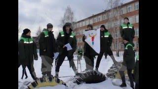 17 03 2016 Зарница в рефтинском спецучилище