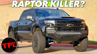 Is The PaxPower Jackal A Chevy Silverado That Can Finally Take On The Ford F-150 Raptor?