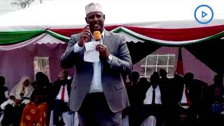 MP claims politicians out to ruin Jubilee while backing BBI