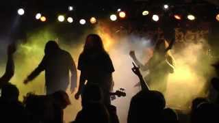 Darkest Hour - An Epitaph, Praha - Futurum 15.06.2015 HD