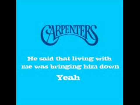 The Carpenters - Ticket To Ride