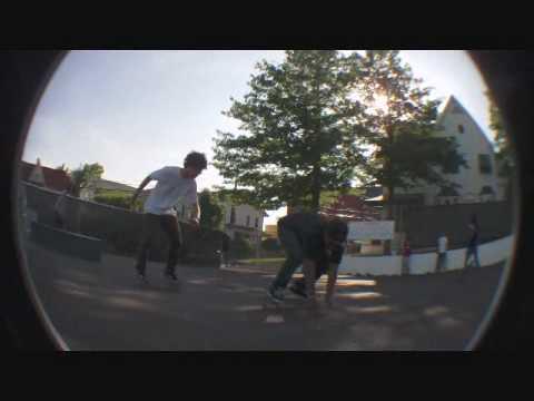 West Side Scranton Skatepark Montage